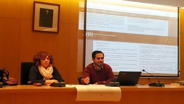 Presentación del proyecto del 450 aniversario de la Rebelión de las Alpujarras