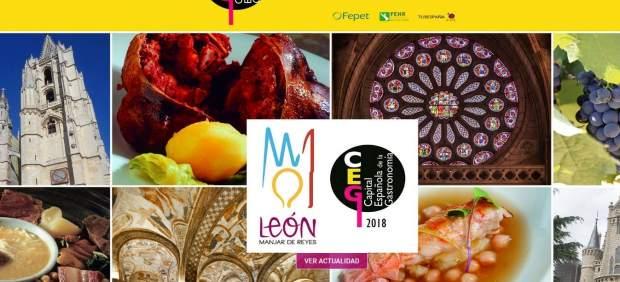 León, parada obligada en 2018: la ciudad estrena y celebra su capitalidad gastronómica
