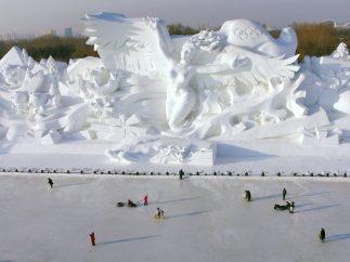 Escultura olímpica
