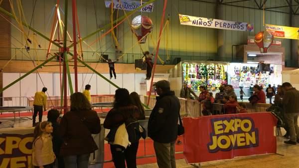 Expo Joven en Fibes