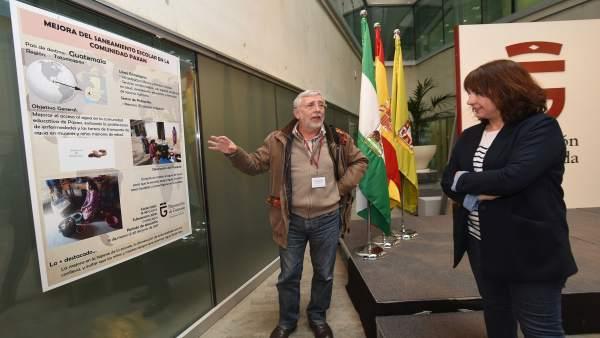 Presentación de proyectos de cooperación de la Diputación