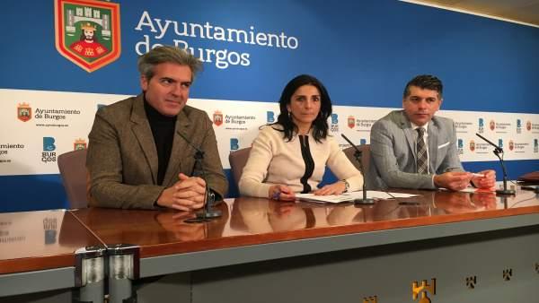 Grupo Municipal de Cs en Burgos