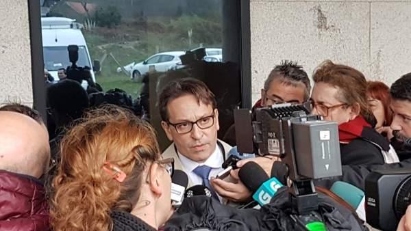 Ramón Sierra, abogado de 'El Chicle'