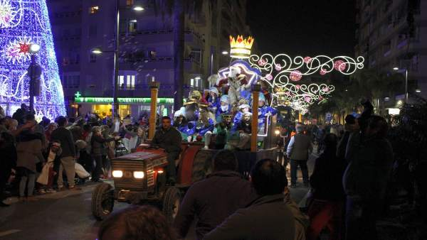 Cabalgata de Reyes de 2017