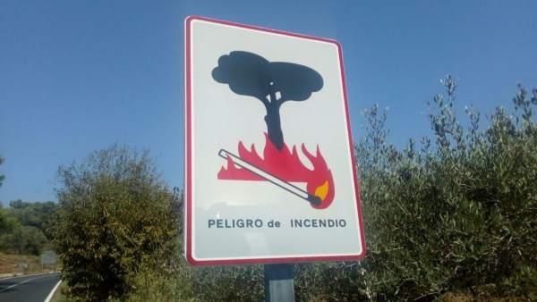 Prohibidas las quemas desde el 6 de enero a menos de 500m de terrenos forestales