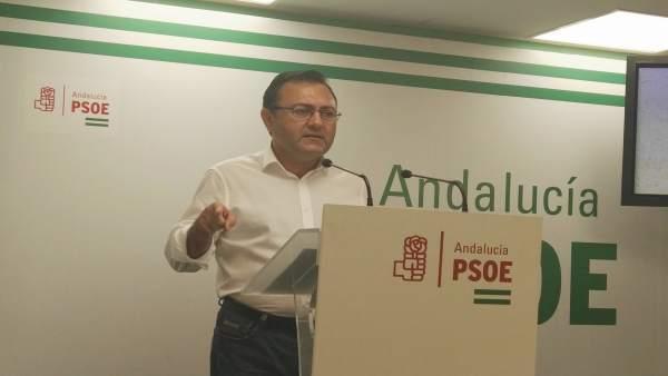 Miguel Ángel Heredia PSOE.