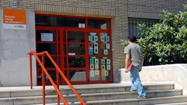 Escuela Oficial de Idiomas número 1 de Zaragoza