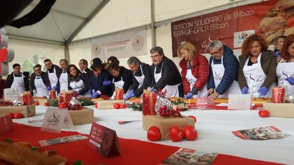 Roscón Solidario 2018