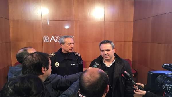 Concejal de Seguridad Ciudadana de Andújar
