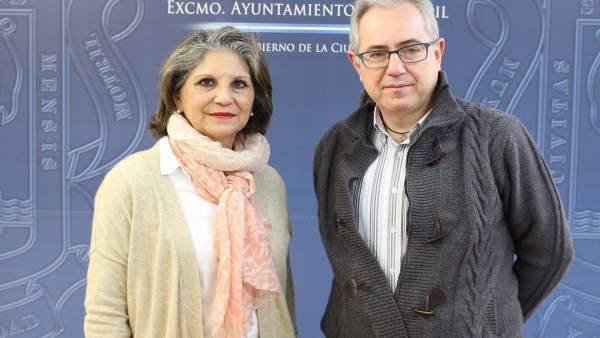 Francisco Ruiz y María José Garrido presentan el Día de los Terremotos