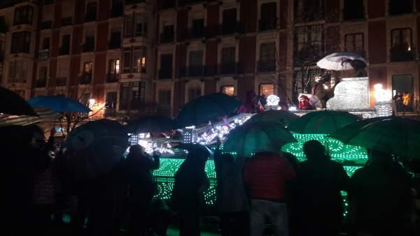 Valladolid.- Calbalgata de Reyes 2018