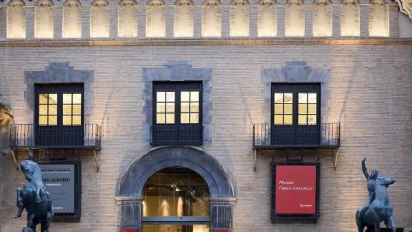 Np Actividad En El Museo Pablo Gargallo