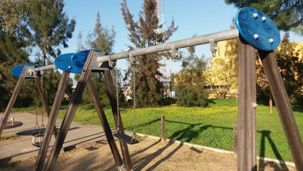 El PP alerta de vandalismo en el Parque Moret de Huelva