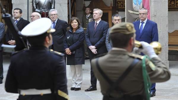Pascua Militar en A Coruña