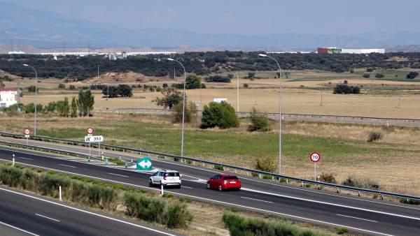 Nota Par Huesca Conexión Plhus Autovía