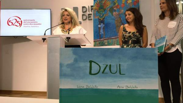 Presentación de publicación en Diputación de Huelva