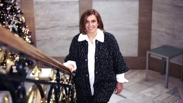 Palencia.- Armisén, presidenta de la Diputación