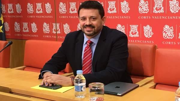 El diputado 'popular' Juan José Zaplana