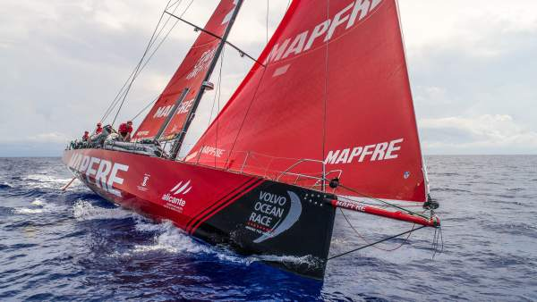 MAPFRE Volvo Ocean Race cuarta etapa
