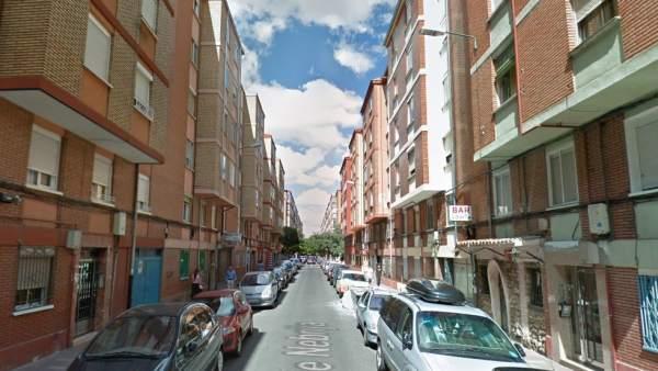 Calle Nebrija, Valladolid