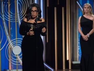 Discurso de Oprah Winfrey