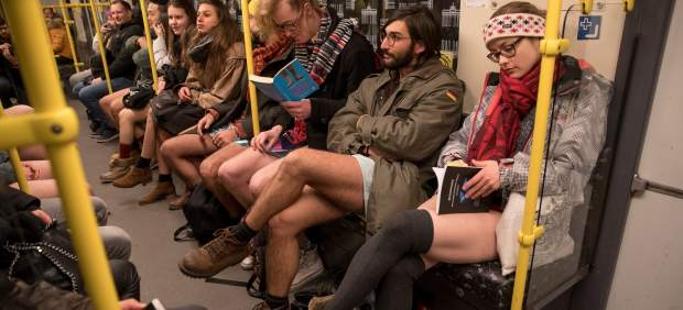 ''No Pants Subway Ride'