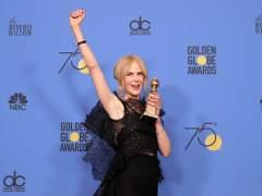 Nicole Kidman, mejor actriz de miniserie