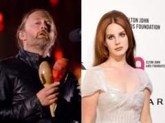 Radiohead y Lana Del Rey
