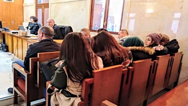 Juicio Banda De Narcotraficantes En Palma