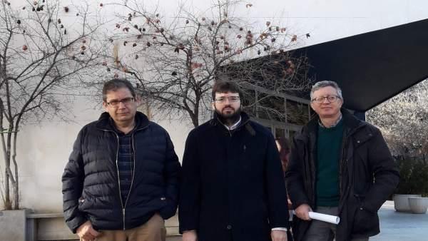 Investigadores de la Universidad de Granada