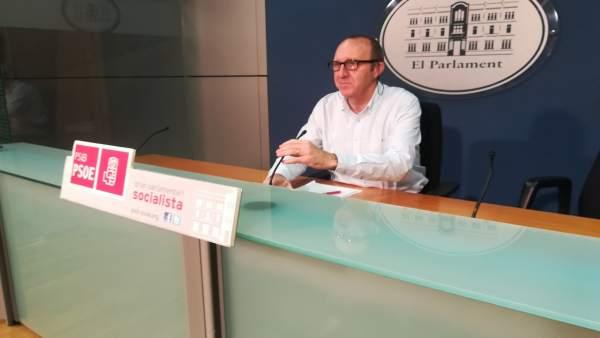 El Portavoz Parlamentario Del Psib, Andreu Alcover