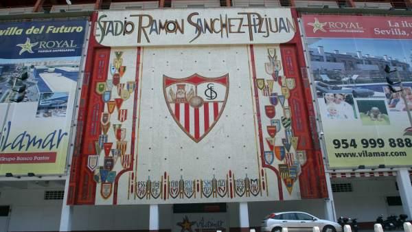Ramón Sánchez Pizjuán, estadio del Sevilla