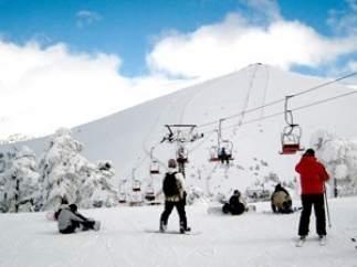 Estación de esquí de Navacerrada