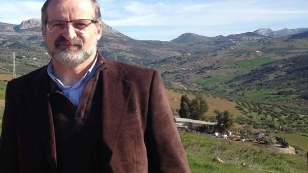 Gonzalo Sichar, Ciudadanos (Cs) en Diputación de Málaga