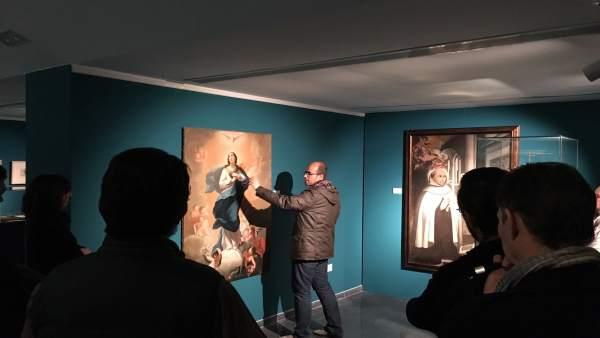 Visita guiada a la Gran Exposición del 250 Aniversario del Fuero.