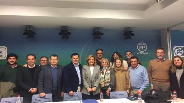 JDR del PP andaluz