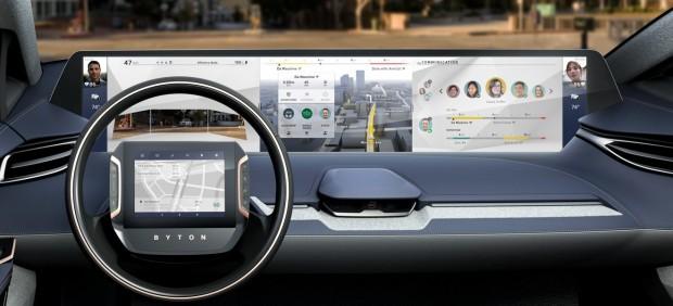 Imagen del todoterreno eléctrico de Future Mobility