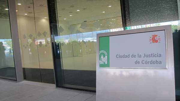 Entrada Norte de la Ciudad de la Justicia de Córdoba