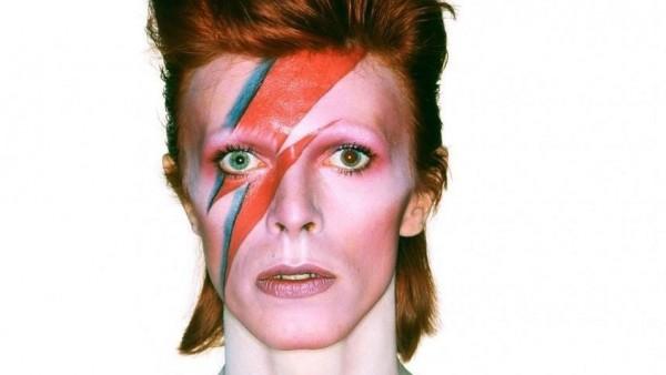 El cantante David Bowie