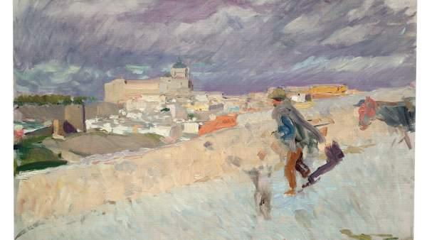 Las Covachuelas, de Joaquín Sorolla