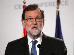 Rajoy recurrirá al TC si el Parlament permite a Puigdemont votar mañana desde Bruselas