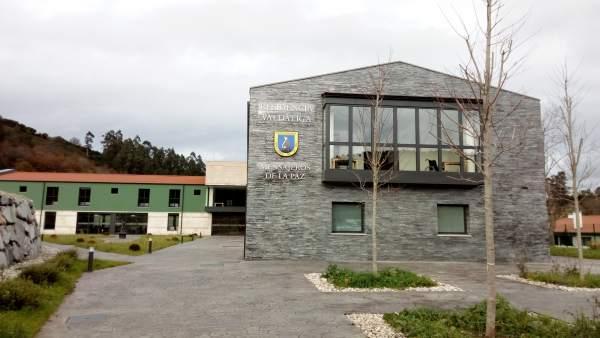 Residencia Mensajeros por la Paz en Valdáliga