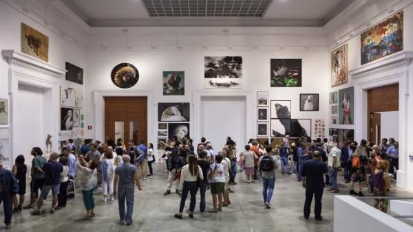 El Centre del Carme de València augmenta un 140% els seus visitants en 2017, amb 182.658 persones