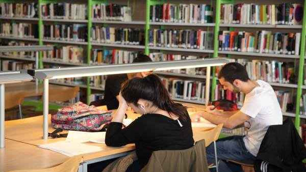 Apertura Bibliotecas Fines De Semana