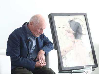 Presentación de la exposición de Antonio López en el Museo Thyssen-Bornemisza