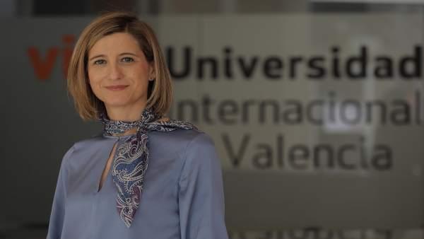 Eva Mª Giner, nova rectora de la Universitat Internacional de València