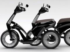 Ujet presenta un scooter eléctrico que llegará a Madrid antes de julio de este año
