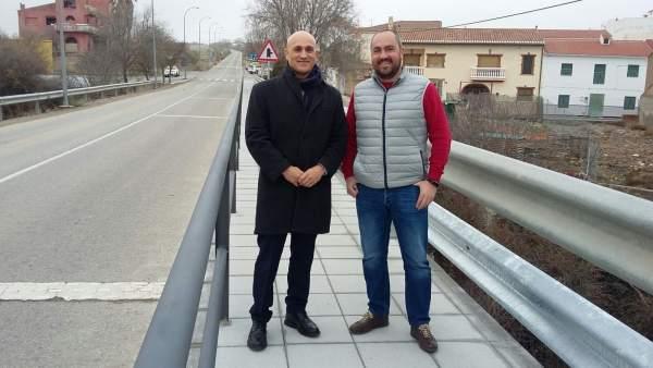 Puente sobre el río Barranco
