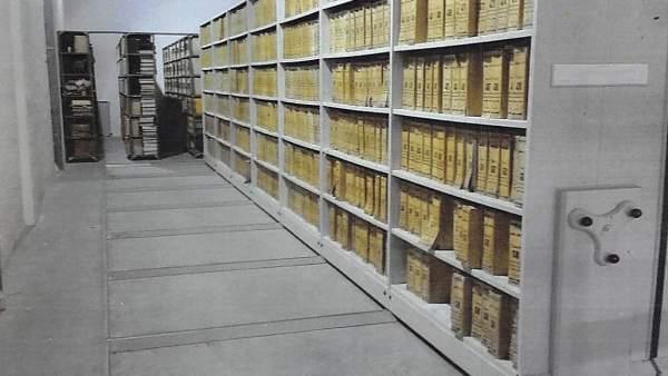 Documentos del archivo notarial de Córdoba