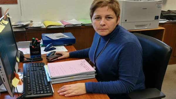 Diputada del PAR en las Cortes de Aragón, Berta Zapater